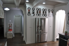 Mid Century Kitchen stainless appliances